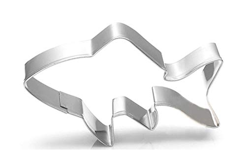 ZDYWY Small Goldfish Fish Shaped Cookie Cutters