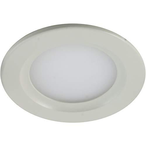 Heitronic LED Außenwandeinbauleuchte LED Panel, Weiß, Aluminium, 27441
