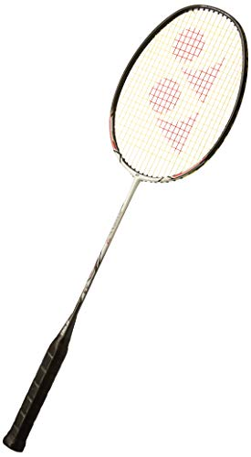 Yonex Nanoray 7SE Badminton Racquet (Cool White)