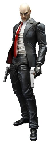 Rockin Robot Square Enix Hitman Absolution: Play Arts Kai Agent 47 Action-Figur