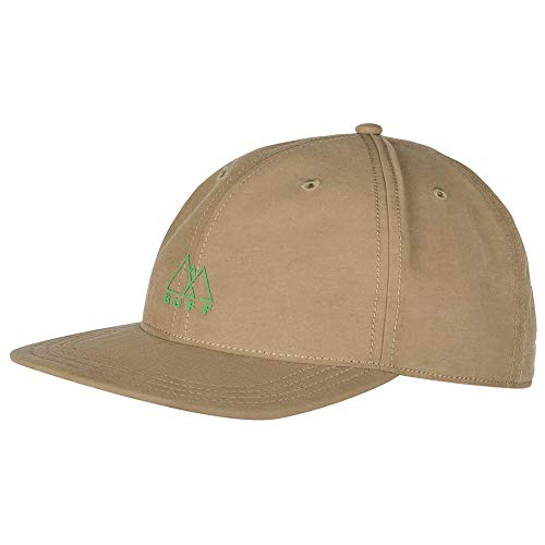 Buff Pack Baseball Cap, solid Sand, ONE Size