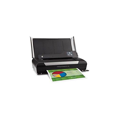 HP Officejet 150 Mobile All-in-One Inkjet Printer, Copy/Print/Scan
