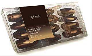 JOMARA Dates With Almonds, 24 Pieces, 200 gm