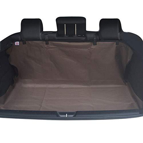 PETCUTE Kofferraumschutz für Hunde wasserdicht autoschondecke kofferraumschutzmatte Auto hundedecke Kofferraum Kofferraumdecke
