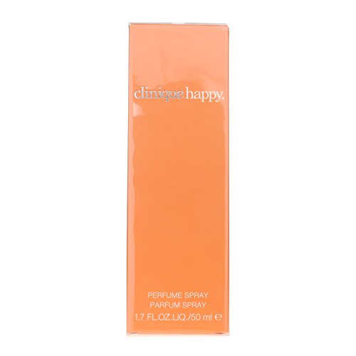 Happy De Clinique Para Mujeres Parfum Vaporizador 1.7 Oz / 50 Ml
