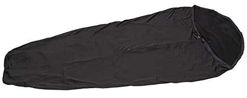 Carinthia Grizzly Zip Mid Coutil polaire Noir