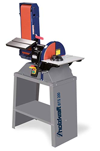 Holzstar BTS 200 Band- und Tellerschleifmaschine