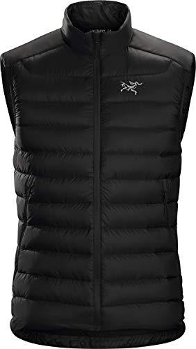 Arc'teryx Cerium LT Vest Men's | Versatile Down Vest | Black, Large