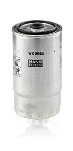 MANN-FILTER WK 854/5 Filtro de Combustible, Para automóviles