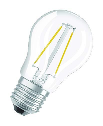 Preisvergleich Produktbild OSRAM LED Superstar Classic P,  Sockel: E27,  Dimmbar,  Warmweiß,  Ersetzt eine herkömmliche 25 Watt Lampe,  Filament,  10er-Pack