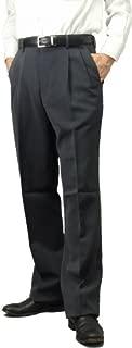 [UNITED GOLD] ビジネススラックス ツータックパンツ メンズ 男性 紳士服 洗える ウォッシャブル