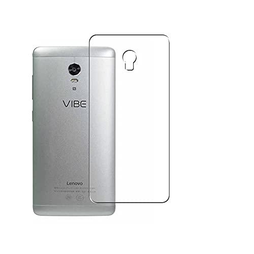 Vaxson 2 Stück Rückseite Schutzfolie, kompatibel mit Lenovo VIBE P1 Turbo, Backcover Skin TPU Folie [nicht Panzerglas/nicht Front Bildschirmschutzfolie]