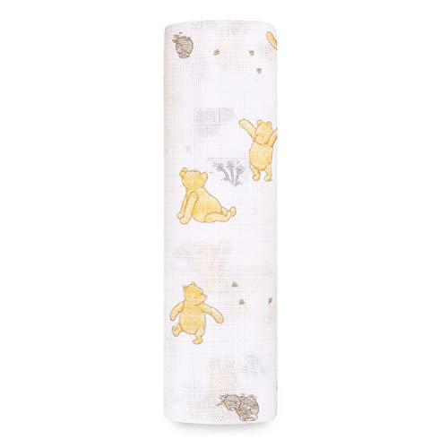 aden + anais essentials Swaddle Blanket   100% Muslin Blanket for Girls &...