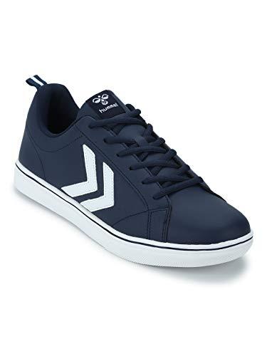 hummel Unisex-Erwachsene Mainz Sneaker, Blau (Navy 7003), 42 EU
