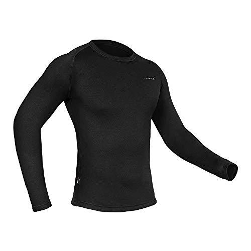 T-Shirt Thermoplus Ml - Masc. Curtlo M Preto