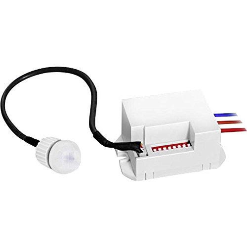GEV Einbau-Bewegungsmelder Athlet Mini 360° LBD 16897, 230 V, weiß