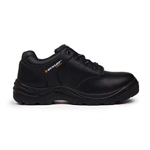 Dunlop Kansas - Calzado de protección de Piel para Hombre