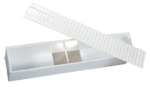 Herpa 053310 - Metallplätchen zum Nachrüsten des Containers, Reachstacker, 12 Stück