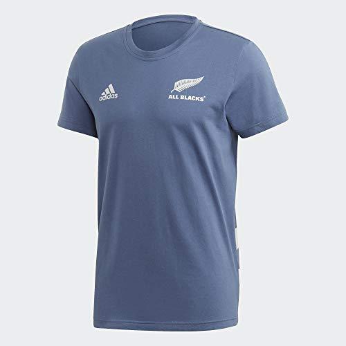 adidas AB Cott tee Camiseta, Hombre, Tintec/Griuno, 2XL