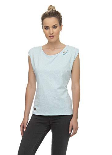 Ragwear Shirt Greta Größe: M Farbe: 2035aqua