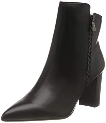 Buffalo Damen MAREN Mode-Stiefel, Black, 37 EU