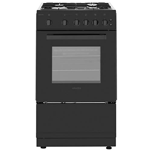 Electra Sg50B Freestanding Gas B Rated Cooker -Black