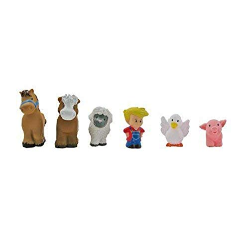Fisher Price Little People Animal Sounds Farm / Zoo Figures