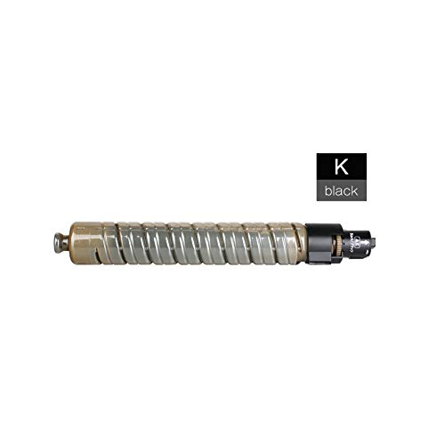 MP C3300 - Caja de tóner Compatible con Ricoh Aficio C3000 C2800, Compatible con fotocopiadora a Color, 25.000 páginas en Color Negro, 16.000 páginas en Color