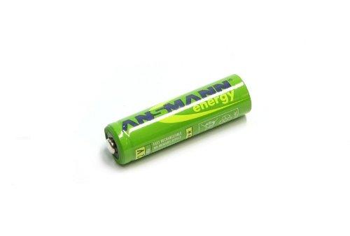 ANSMANN - 5030791 Mignon AA HR6 Batterie NiMH 1300 mAh Bulk 241502