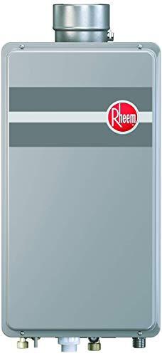 Rheem RTG-70DVLN-1 Tankless Water Heater, Grey