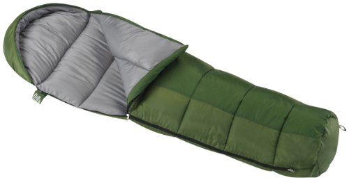 The Wenzel Backyard Girls 30 Degree Sleeping Bag