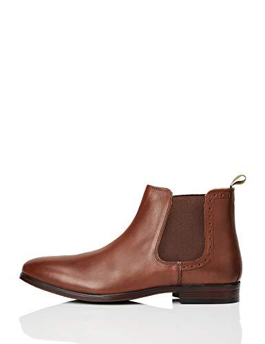 find. Marin Chelsea Boots, Braun (Chestnut), 44 EU
