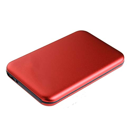 VDSOIUTYHFV Disco Duro Externo1tb 2tb USB 3.0 Disco Duro Externo para Mac, PC,MacBook, Windows
