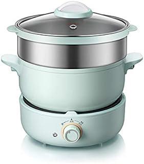 SHUUY Électrique Hot Pot électrique Boiling Pot électrique multifonctionnel maison de Split et de cuisson Friture intégré ...