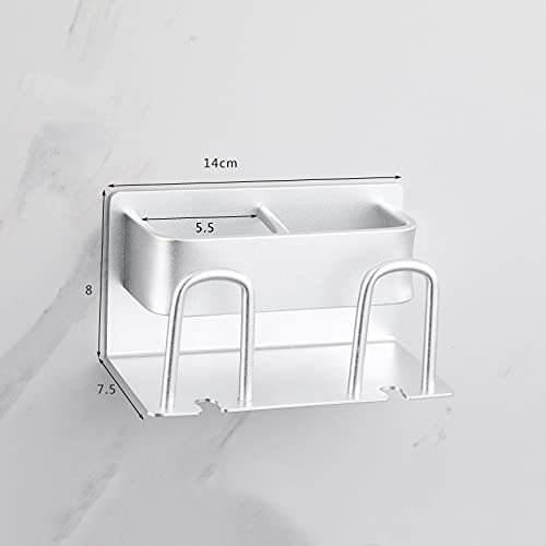 JIAYE Fashionable Wall-Mounted Toothbrush Holder SALENEW very popular! Toothpaste H Aluminum Alloy