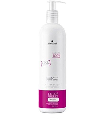 Schwarzkopf BC XXL Couleur Freeze Après-shampoing 500 ml
