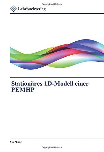 Stationäres 1D-Modell einer PEMHP