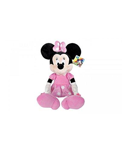 Grandi Giochi GG01062 Minnie Mouse Plüschtier, 80 cm