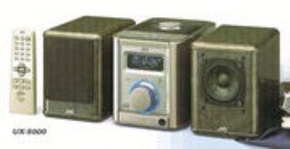 JVC UX-5500-R Kompaktanlage