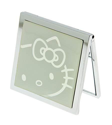 Miroir compact carré Hello Kitty