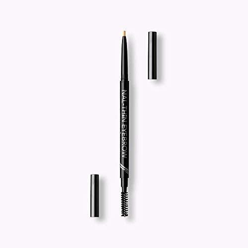 PASSIONCAT 1.6mm Slim Eyebrow No.3 Latte Brown - Eyebrow Definer Tint Pencil Super Slim Brow Pencil