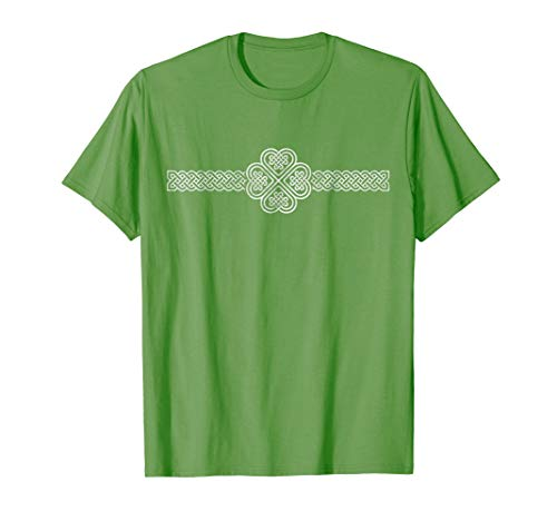 Celtic Knot Irish Pride St. Patrick's Day Shamrock t-shirt