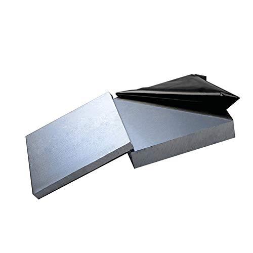 Xuulan Xianglaa-Placa de Metal pequeña 1 unids Aviation Placa de Aluminio Espalda Espesor DIY Hardware Board CNC Impresora 3D Panel T6 Duro, Reparaciones eléctricas (Mesh : 3x100x200mm 1PCS)