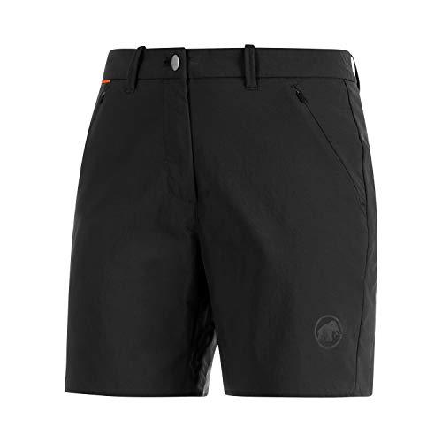 Mammut Damen Shorts Hiking Shorts, schwarz, 38 EU