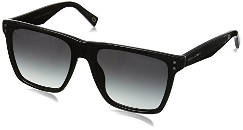 Marc Jacobs MARC 119/S 9O 807 54 gafas de sol, Negro (Black/Dark Grey Sf), Unisex-Adulto