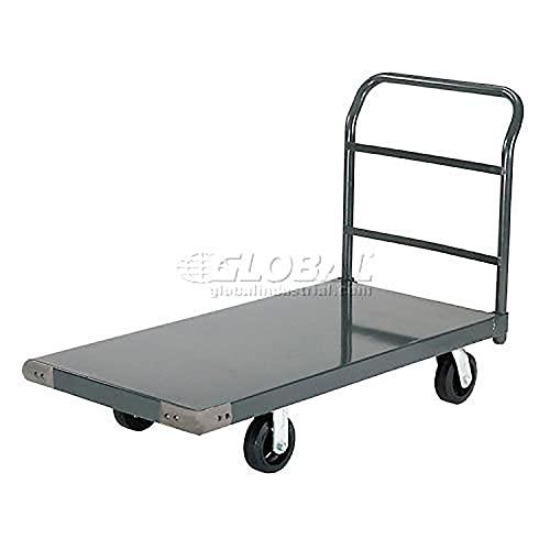 Platform Truck w/Steel Deck, 6