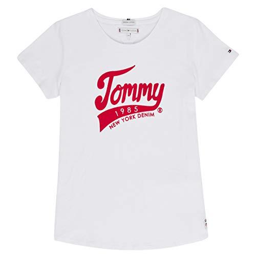 Tommy Hilfiger KG0KG04960 1985 tee Camisetas Y Camisa DE Tirantes Girl
