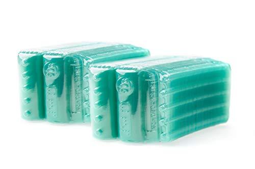 Cartuchos de plástico para Monedas de 0.50 céntimos de Euro - 200 blisters