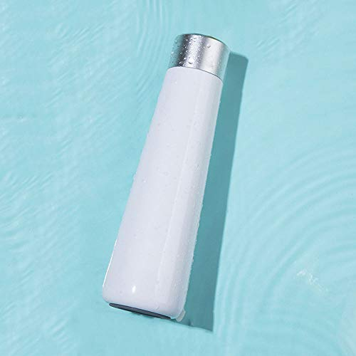 SIBEI Smart-Isolierung Wasserflasche, Anzeige Temperatur Kühlflasche Erinnern Trinkflasche, Intelligentes Lade Wasser Cup Männer Frauen Wasserflasche Geburtstags-Geschenke,Weiß