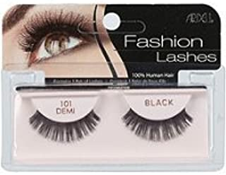 Ardell Fashion Lashes - 101 Demi Black (Quantity of 5)